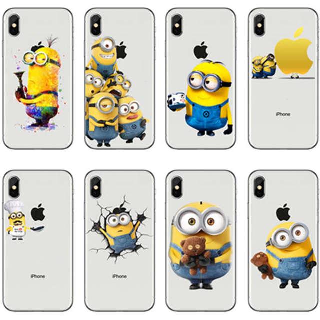 minion iphone xr case