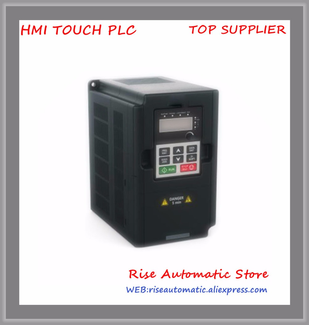 GD10-0R7G-S2-B Inverter VFD Frequency AC Drive New 1 Phase 230V 0.75KW 9.3A Input