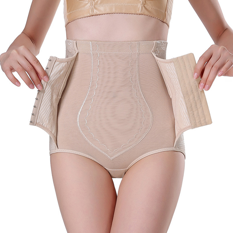 Women Sexy High Waist Body Shaper Control Slim Sexy Shaped Underwear Tummy Corset Shapewear Panty Underwear