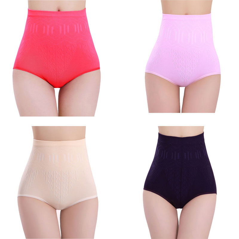 Control Body Shaper Briefs Slimming Pants Sexy Womens High Waist Tummy Pants 2018 A.30