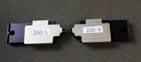 Single FIBER HOLDER OF FURUKAWA FUSION SPLICER S178 S153  250um fiber holderSingle FIBER HOLDER OF FURUKAWA FUSION SPLICER S178 S153  250um fiber holder