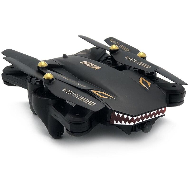 Visuo XS809S Verbesserte Version Mini Faltbare Selfie RC Drone Wifi FPV HD Kamera 20 Minuten flugzeit RC Quadcopter VS E58