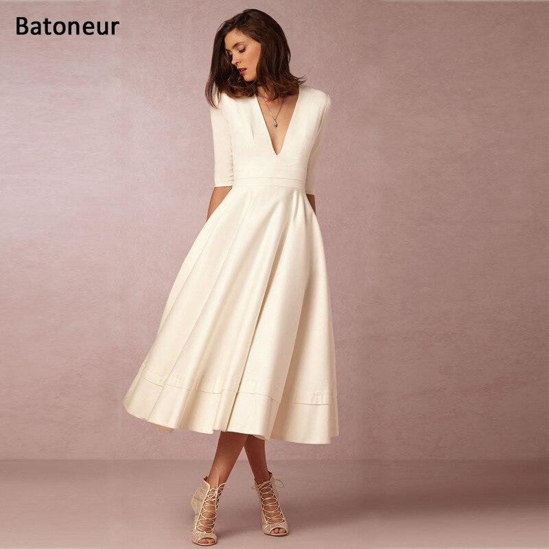 V Neck Dress Pattern