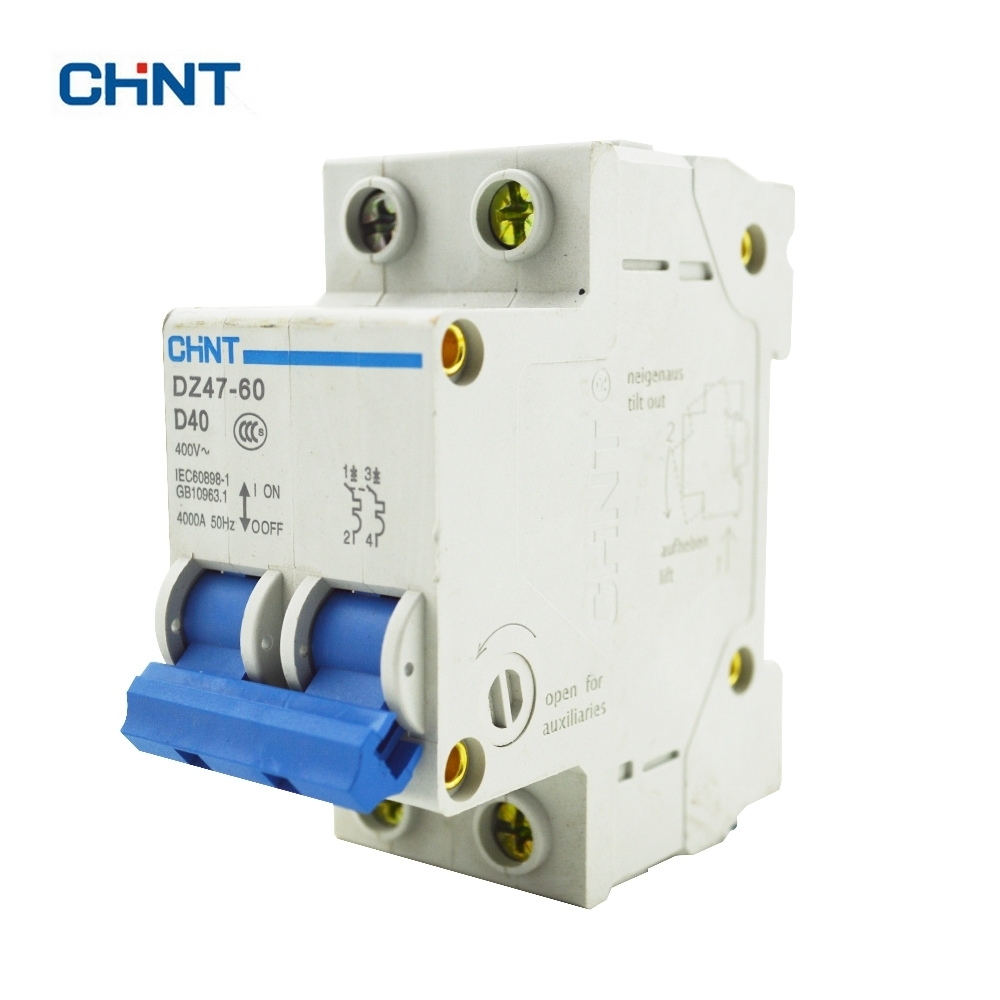 chint air switch gfci 2p 40a home empty open air switch miniaturechint air switch gfci 2p 40a home empty open air switch miniature circuit breaker dz47 60 2p d40 in circuit breakers from home improvement on aliexpress com