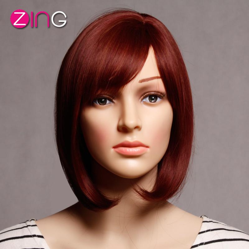 Online Get Cheap Coupes De Cheveux Rouge Cheveux -Aliexpress.com ...