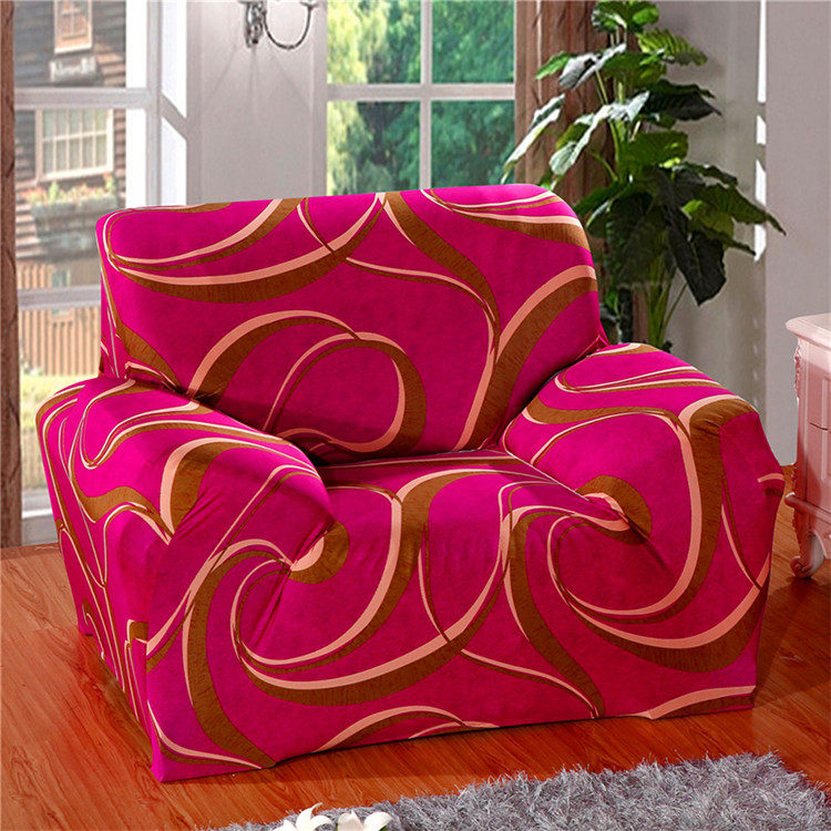 Europe type elastic Full package full cover sofa sets Three single people Couch <font><b>cushion</b></font> antiskid sofa cover tightly packed