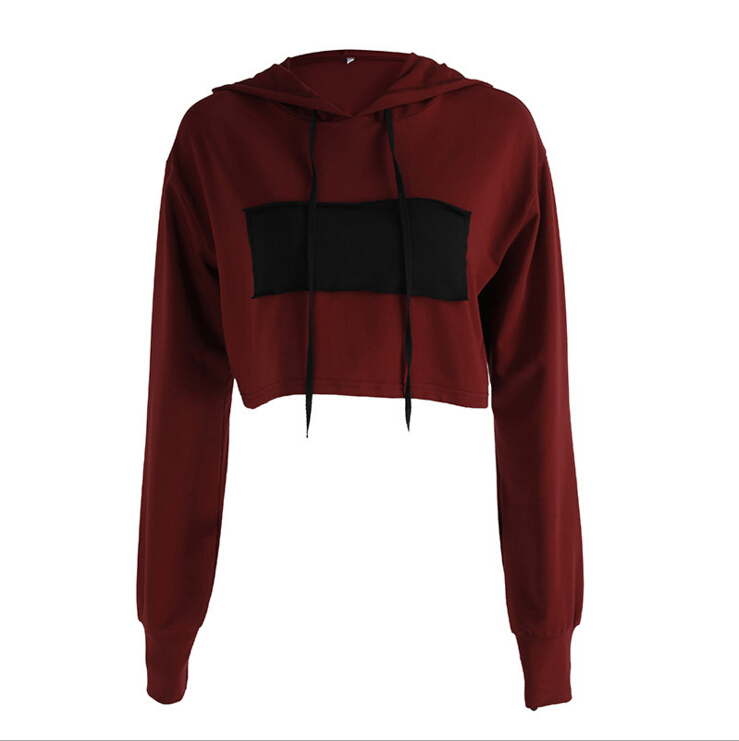 Women's Clothing Strong-Willed Sudaderas Mujer 2019 Autumn Women Jumpers Lace Crochet Patchwork Backless Hoodies Sweatshirts Long Sleeve Casual Tunic Pullovers