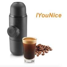 Manual Coffee Maker hand espresso maker mini coffee machine coffee pot portable for outdoor Travel design