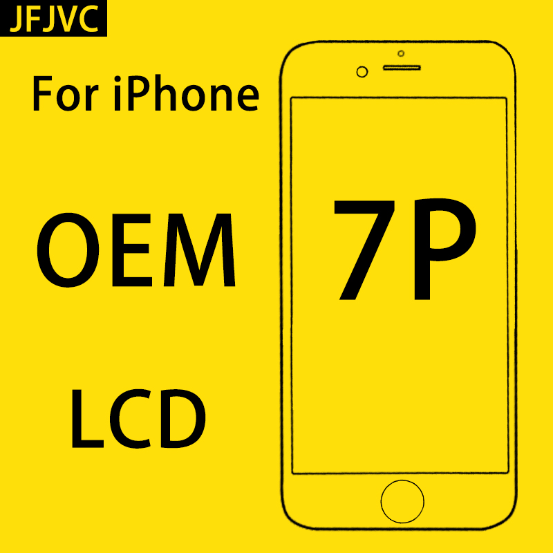 3PCS Pantalla 5.5 inch For iPhone 7 Plus OEM LCD Complete Display Screen with Good 3D Touch Glass Digitizer Assembly3PCS Pantalla 5.5 inch For iPhone 7 Plus OEM LCD Complete Display Screen with Good 3D Touch Glass Digitizer Assembly
