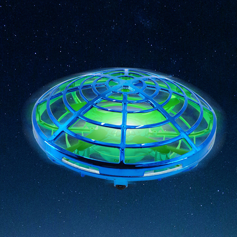 helikopter UFO Dron States