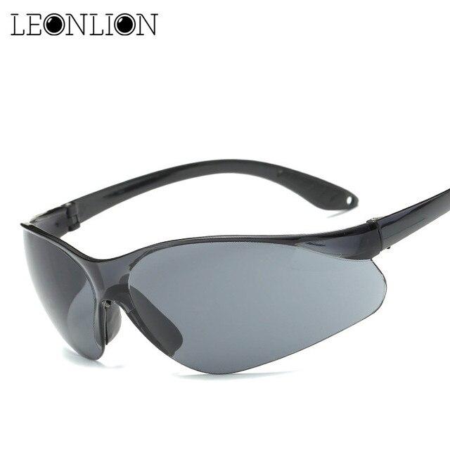 14bc4f98fac LeonLion 2018 Classic Vintage Transparent Sunglasses Man Driving HD Sun  Glasses Women Brand Designer UV400 Outdoor