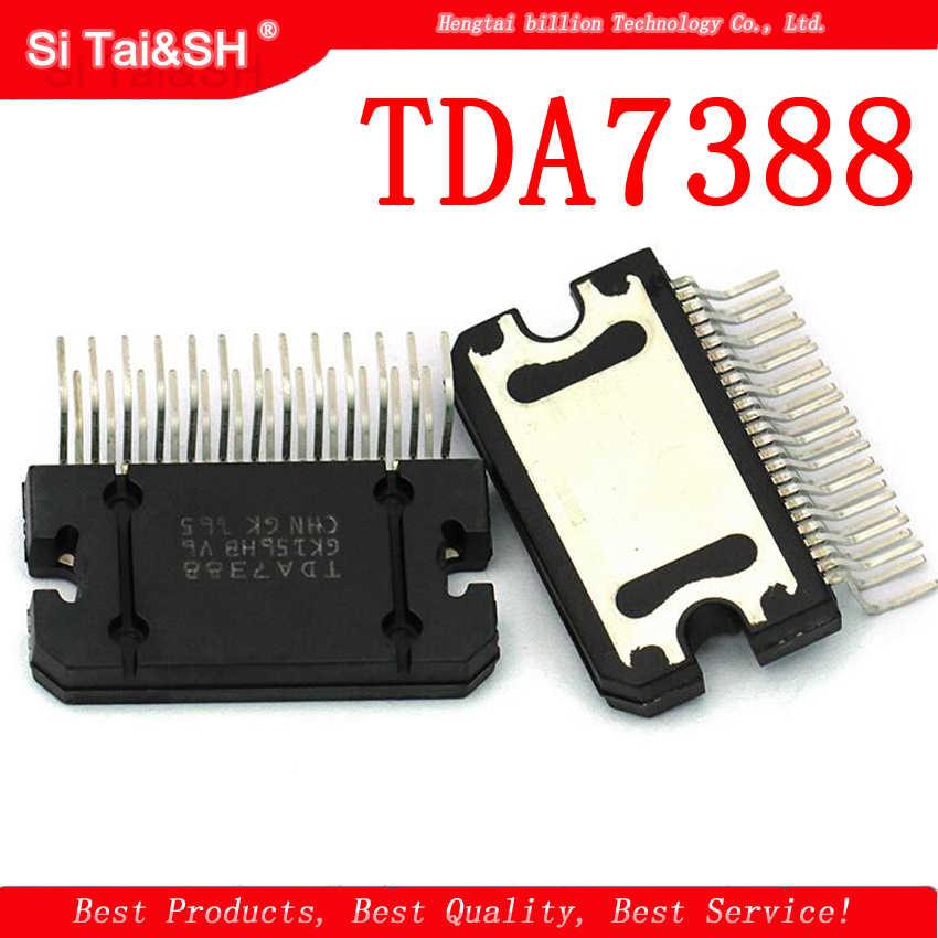 TDA7057AQ TDA7057Q TDA7057 ZIP DC 12v 2x8w Amplifier Dual