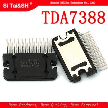 2 шт./лот TDA7388 7388 ZIP 4X41 W мостовый автомобильный аудио усилитель IC