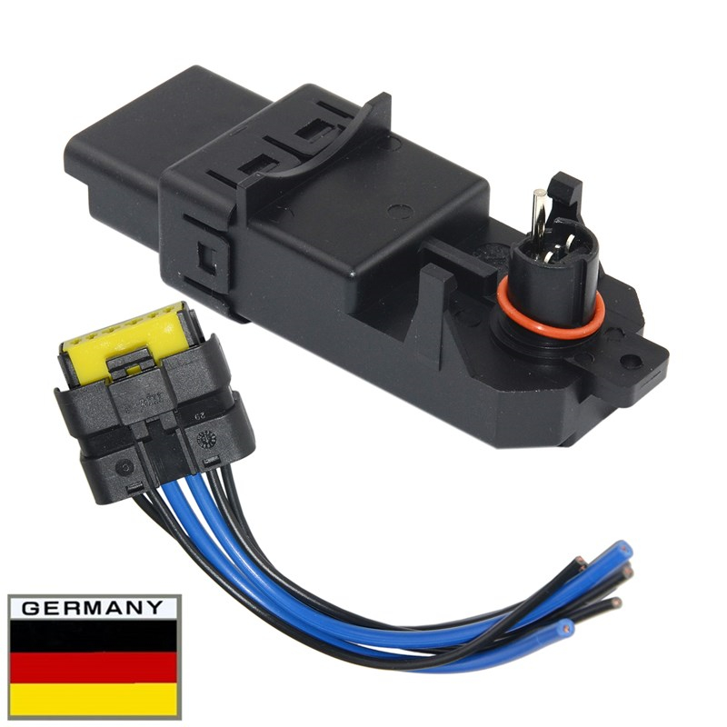 AP02 WINDOW MODULE + WIRING PLUG Kit HARNESS For RENAULT MEGANE CLIO SCENIC LAGUNA TEMIC