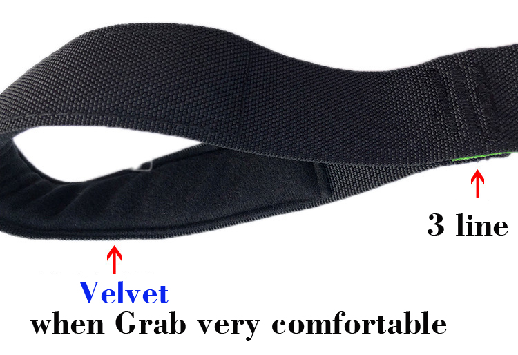 Yoga stretch belt Ballet Dance Lacing Training Exercise Tension Resistance band Yoga rope