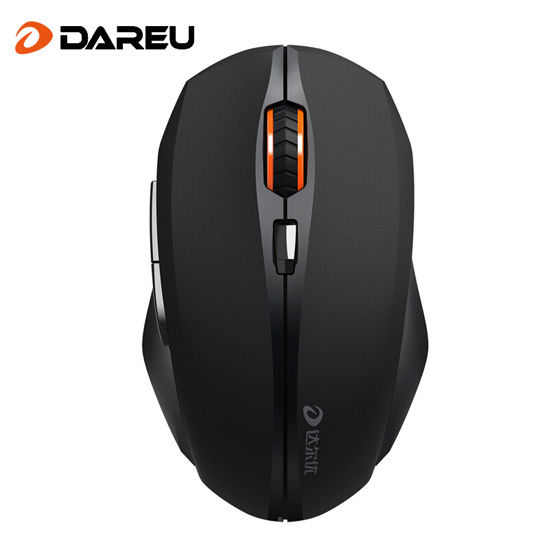 Dareu LM116G Professional Gaming Mouse USB Optical 1600DPI Adjustable 2 4Ghz Mini Portable Wireless Mice For