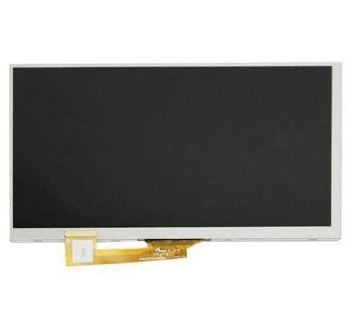 New LCD Display Matrix For 7 Irbis TZ740 3G Tablet 30Pins inner LCD screen panel Module Replacement Free Shipping