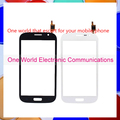 Black White For Samsung Galaxy Grand DUOS I9080 I9082 Touch Screen Touch Panel Digitizer Sensor Front Glass Lens [Tracking Code]