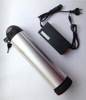Bottle Downtube 48V 15Ah Lithium Ion Ebike Battery Charger For Bafang 8fun BBS02 BBS03 BBSHD 500w