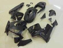 Литья под давлением обтекателя боди-кит для Honda CBR600RR 03 04 матовый черный мотоцикл обтекатели комплект CBR600RR 2003 2004 LY82