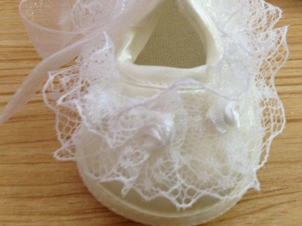 WX027 krujeva çiçəyi Yeni tikilmiş ayaqqabılar Pambıq qızlar - Körpələr üçün ayaqqabı - Fotoqrafiya 5