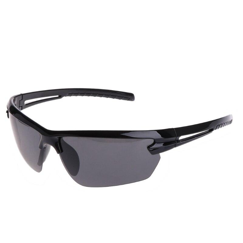 Glasses Fishing Cycling Polarized Outdoor Sunglasses Half Frame Sun Sport UV400