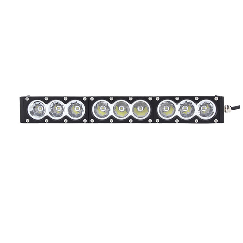 HOT Sales Led Light Bar For SUV ATV Car Auto Offroad Truck Tractor Boat 90W Automobiles Led Working Lights FREE SHIPPING