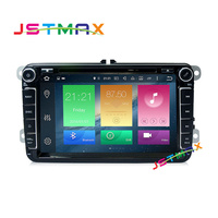 2G RAM Android 6 0 Two Din 8 Inch Car DVD Player For VW Volkswagen POLO