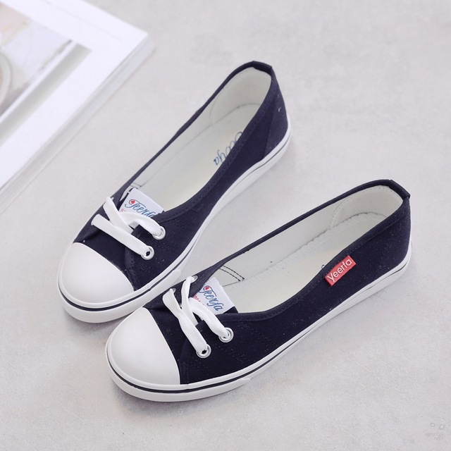 Women Shoes Canvas Shoes...