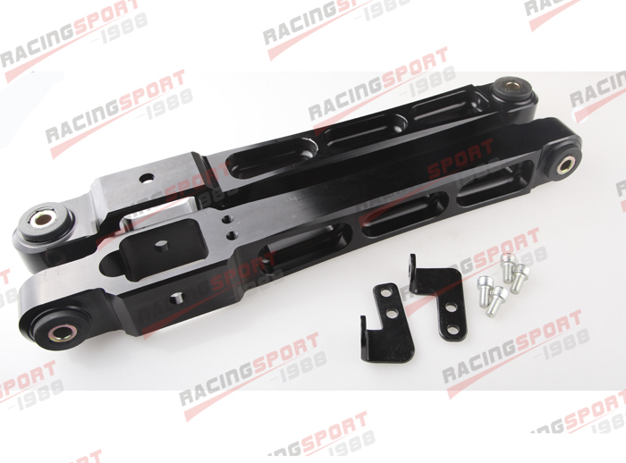 все цены на Rear Aluminium Racing Lower Arm Control for Mitsubishi EVO 1 2 3 4G63 онлайн
