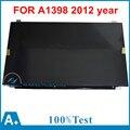 100% Brand New ЖК-Экран Панель Оригинальный ЖК-Экран дисплея в Сборе Для Macbook Retina 15 ''A1398 2012 Год MC975 ME664