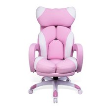 Host Chair Lifted Reclining Hairdressing Stool with Footrest Rotated Office Massage Chair Household Cute Computer Chair home office computer desk massage chair with footrest reclining executive ergonomic vibrating office chair furniture