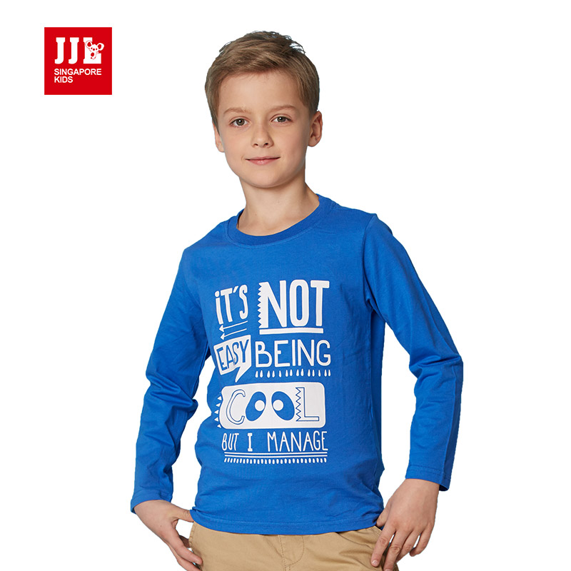 boys t shirt children clothing 2016 brand kids t shirt print shirt for kids boys 100
