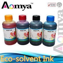 [250 ml * 6C] Dye Eco-solvent Inkt Voor Epson R270 R290 R260 R265 T50 T60 printer Inkt(China)