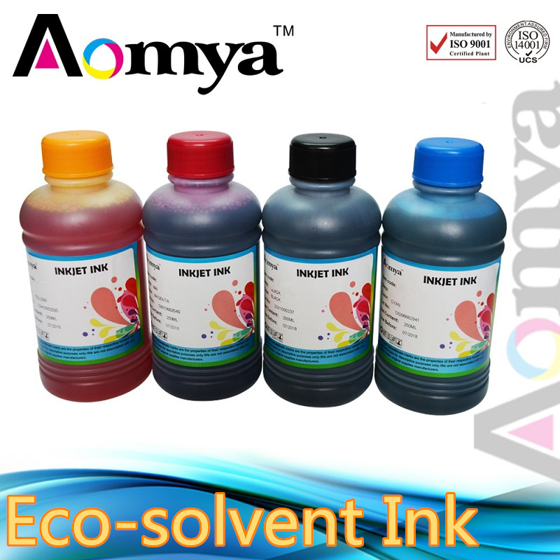 [250ml*6C] Dye Based Eco-solvent <font><b>Ink</b></font> For <font><b>Epson</b></font> <font><b>R270</b></font> R290 R260 R265 T50 T60 Printer <font><b>Ink</b></font> image