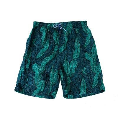 Swim Trunk Briefs Short-Pants Boxer Beach-Board Men's Summer Bermudas Quick-Drying Leisure