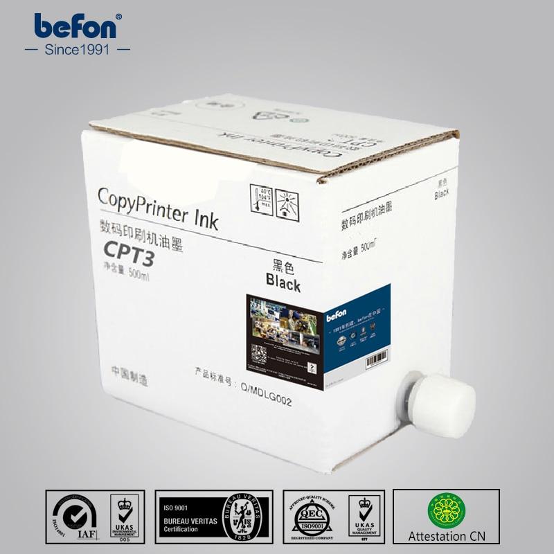 befon Duplicator Ink CPT 3 for use in Gestetner 5300 5428
