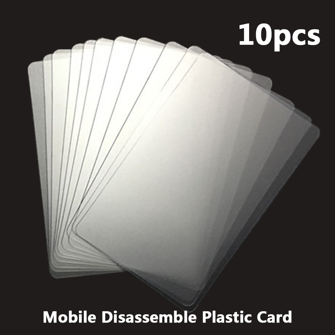 10pcs 10pcs 10pcs Handy Plastic Card Pry Opening Scraper For IPad Tablet For Samsung Mobile Phone Glued Screen Repair Tool