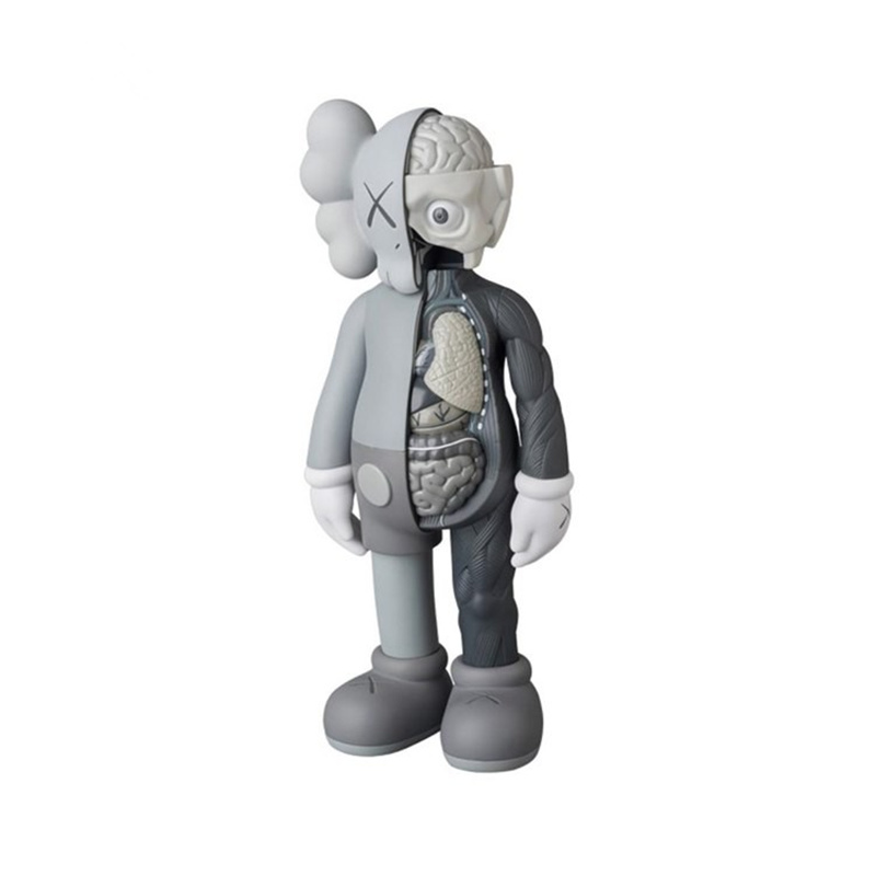 8db15ef4 8 inch kaws Original Fake Companion toys kaws Street Art fancy KAWS Action  Figure Toy Gift-in Action & Toy Figures from Toys & Hobbies on  Aliexpress.com ...