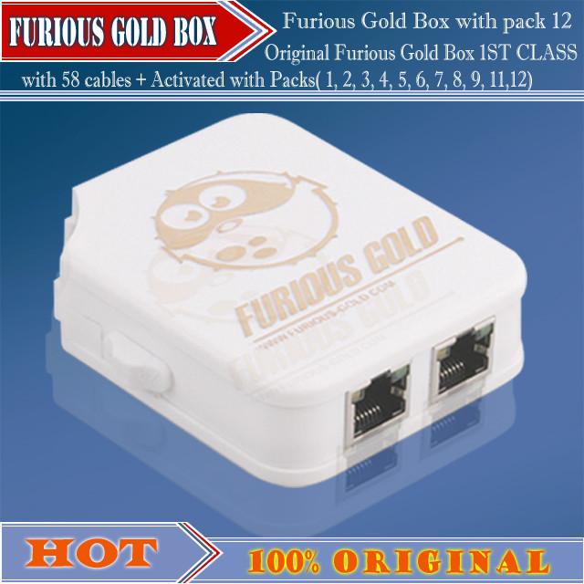 Furious Gold Box  -gsm unlock