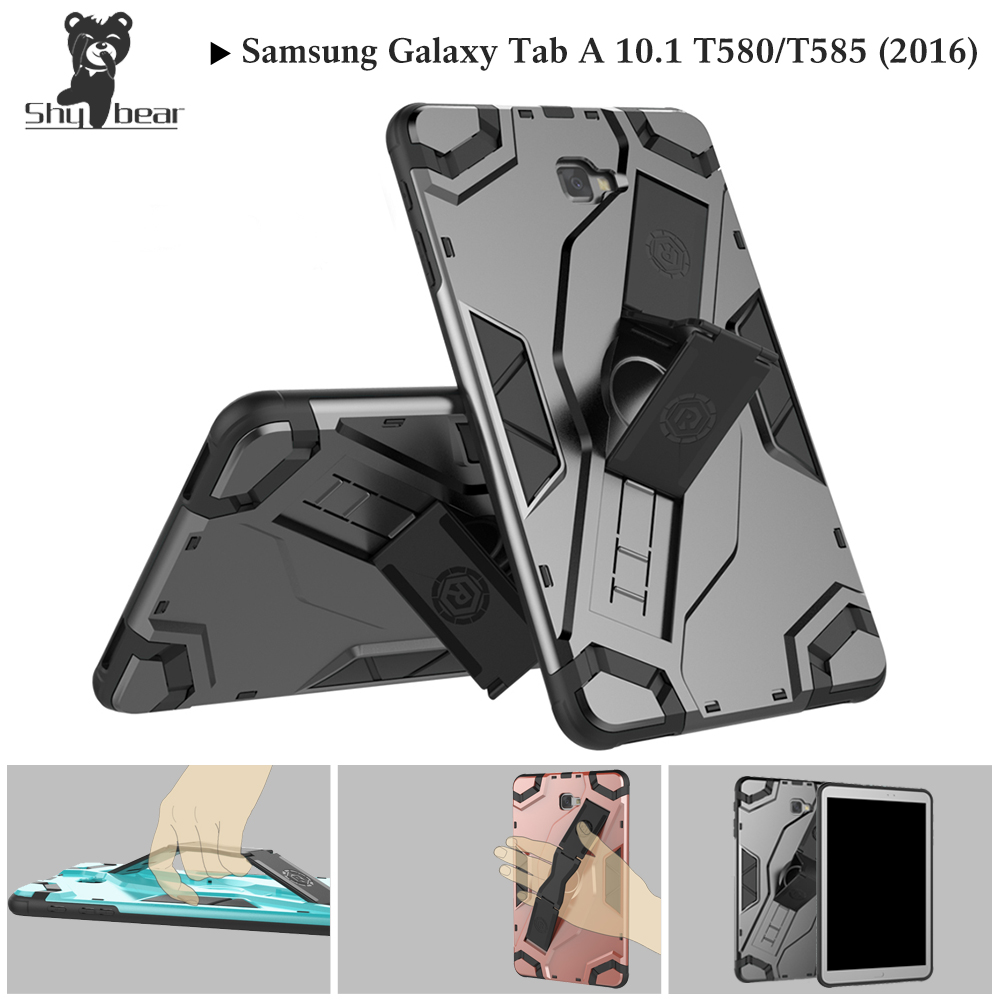 Magnetic Case For Samsung Galaxy Tab A 10.1 2016 T580 T585 T580N T585N Skin Case For Samsung Tab A 10.1 T580 Durable Case цена