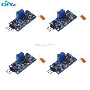 Image 1 - 4pcs/lot DIYmall BF350 3AA/1.5AA Strain Gauge Bending Sensor Module Y3 Weighing Amplifier Module