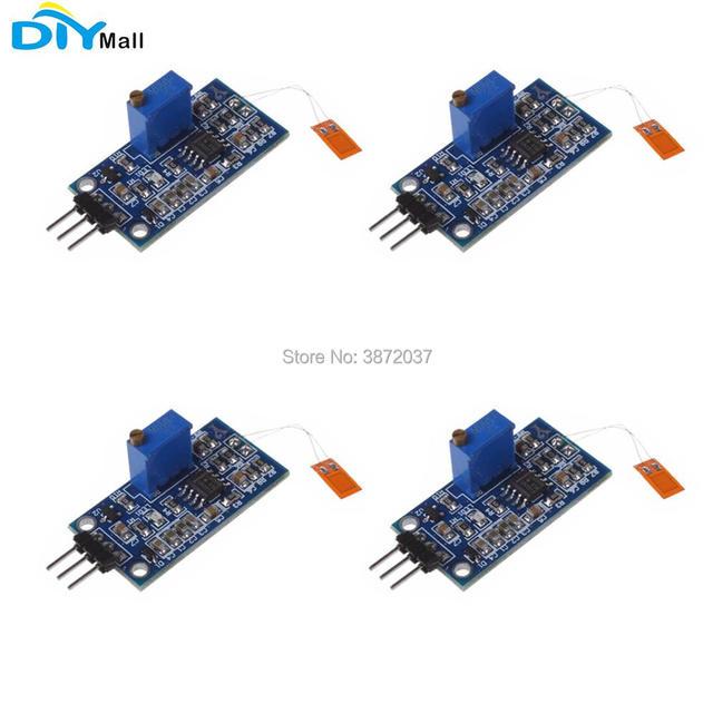 4pcs/lot DIYmall BF350 3AA/1.5AA Strain Gauge Bending Sensor Module Y3 Weighing Amplifier Module