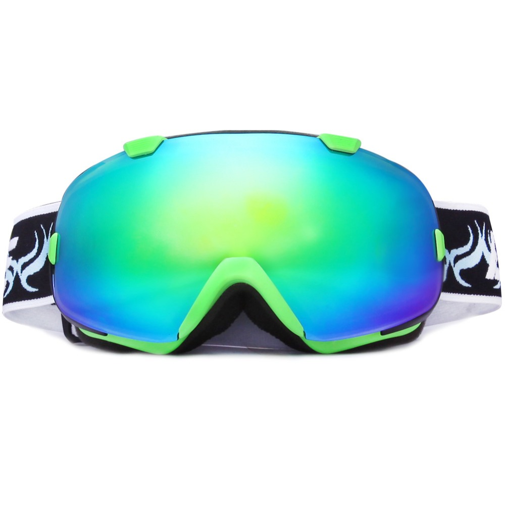 Benice SK-3100 Anti-fog UV400 Big Spherical Ski Goggles Skiing Unisex snow goggles Set