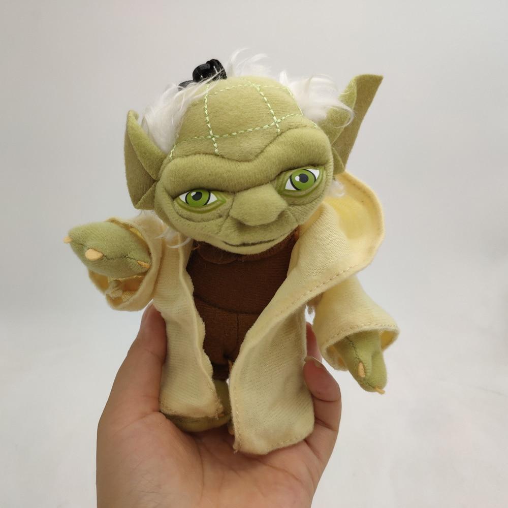 011fa1a3efb Rare Star Wars Yoda 24inch bag BackPack Stuffed Plush toy Last Jedi Master  Force Collectible