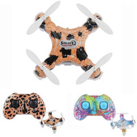 High Quqlity Mini Headless Mode 2 4G 4 Axis With High Hold Mode LED Quadcopter Drone