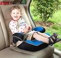 2016 Venta Caliente Portátil Niño Niños Espesan Asiento de Seguridad de Coche Colchoneta silla Cojín Suave 3-12 Años de Edad Del Bebé Del Asiento de Auto C01