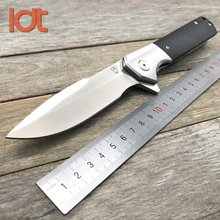 LDT Voltron V20 Folding Knife 9Cr18Mov Blade G10 Steel Handle Survival Camping Knives Pocket Outdoor Military Knife EDC Tool стоимость