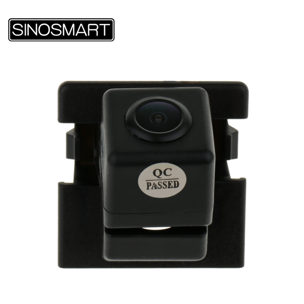 SINOSMART Parking-Camera Mazda Camera-Hole Car-Reversing Hatchback For Install-In-Factory