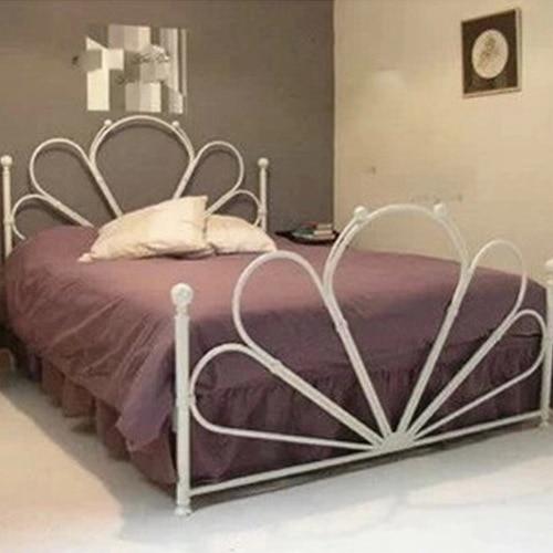 Modelos de explosión caliente C / cama de hierro de cama / princesa ...